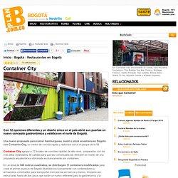 Container City , Restaurantes en Bogotá