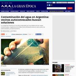Contaminación del agua en Argentina: vecinos autoconvocados buscan soluciones