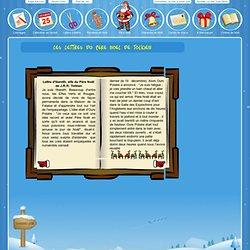 Conte de Noel : Les Lettres du Pere Noel de Tolkien