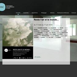 FRAC Auvergne - Fonds Régional d'Art Contemporain Auvergne - Actualité