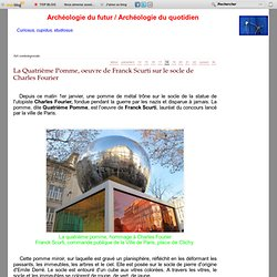 Non violence sculpture pearltrees for Architecture utopiste