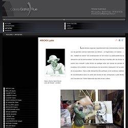 Galerie Grand'Rue - Art Contemporain - Expositions permanentes à Poitiers - ARICKX Lydie