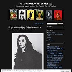 L'expression de la quête identitaire chez Urs Lüthi, Orlan, et Frida Kahlo