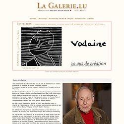 Jean Vodaine à La Galerie · Espace d'Art Contemporain · Luxembourg