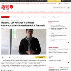 Bégard. Les œuvres d'artistes contemporains investissent La Tannerie - Bégard - Arts