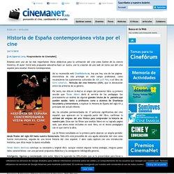 Historia de España contemporánea vista por el cine