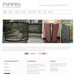 Index of articles about Pippin Contemporary abstract art gallery and its artists