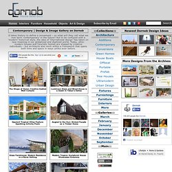 Contemporary | Design Idea & Image Galleries on Dornob