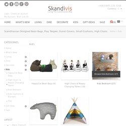 Kids - contemporary Nordic designs from Skandivis