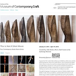 museum of contemporary craft : exhibitions : 6765