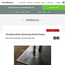 The Nature Rules: Dreaming of Earth Project