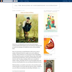 3x3, THE MAGAZINE OF CONTEMPORARY ILLUSTRATION