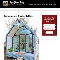 Contemporary Shepherds Huts