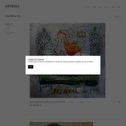 Community for Contemporary Art - Anna Silivonchik