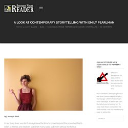 A Look at Contemporary Storytelling with Emily Pearlman