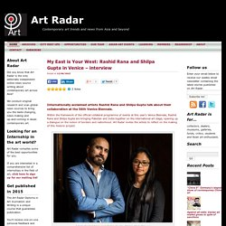 Art Radar Asia | Contemporary art trends and news from Asia and beyond