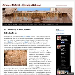 Amentet Neferet – Egyptian Religion