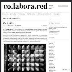 Contenidos – co.labora.red