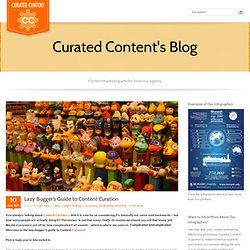 Lazy Bugger's Guide to Content Curation