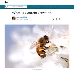 What Is Content Curation - Content Curation Official Guide - Medium
