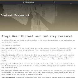 Content Framework -
