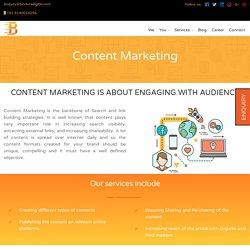 Best Content Marketing Agency & Company in Mumbai