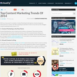 The Top 14 Content Marketing Trends of 2014