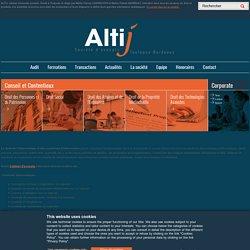 Contrats et contentieux informatiques: Cabinet ALTIJ