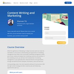 How to Learn Content Writing - Unschool