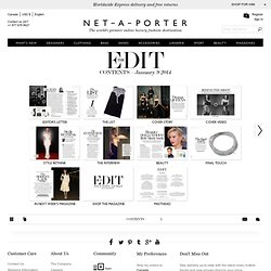 Fashion News, Photos & Videos | Online Fashion Magazine