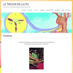 LE TRESOR DE LILITH
