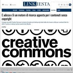 E adesso c'è un motore di ricerca apposta per i contenuti senza copyright - Linkiesta.it