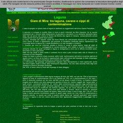 Giare di Mira: tra laguna, cavane e cippi di conterminazione/Veneziabike.it