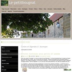 Contes et légendes d ' Auvergne