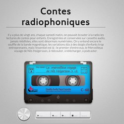 Contes radiophoniques de France Culture