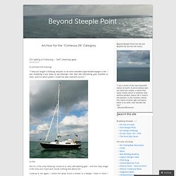 Contessa 26 « bill's boatblog