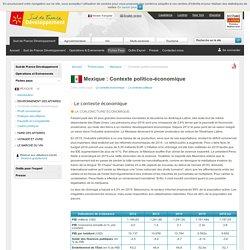 Contexte politico-économique du Mexique