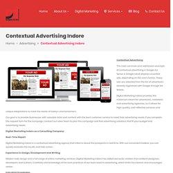 Contextual Advertising Indore - Digital Marketing Indore