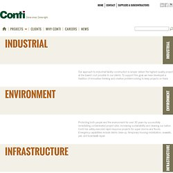 Renewable Energy — Conti