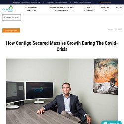 How Contigo Secured Massive Growth During The Covid-Crisis