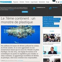 Le 7ème continent : un monstre de plastique (vidéo pertinente)