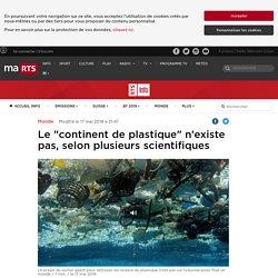 """Le """"continent de plastique"""" n'existe pas, selon plusieurs scientifiques"""