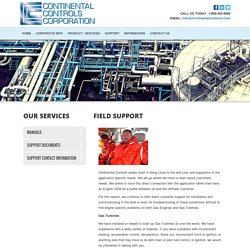 Ruston Gas Turbine Fuel System