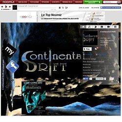 Continental Drift sur Noomiz, Ecoute gratuite de mp3, photos et clips vidéos