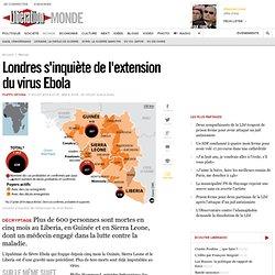 Le virus Ebola continue ses ravages en Afrique