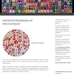 Continuité pédagogique en arts plastiques