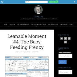 Leanable Moment #4: The Baby Feeding Frenzy | Lean Thinking and Continuous Improvement at Home