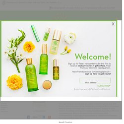 100% Natural Antiaging Skincare - Tata Harper Skincare