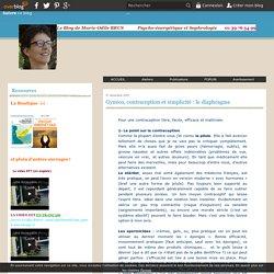 Gynéco, contraception et simplicité : le diaphragme - Psycho-énergétique et sophrologie