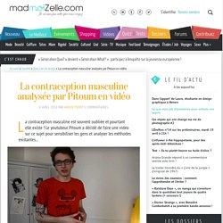 La contraception masculine analysée par Pitoum en vidéo